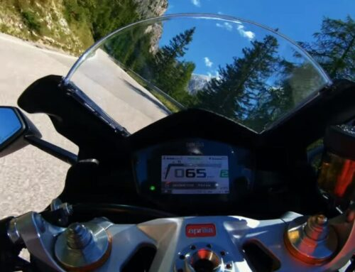 VIDEO: Footage reveals Aprilia RS 660 is coming