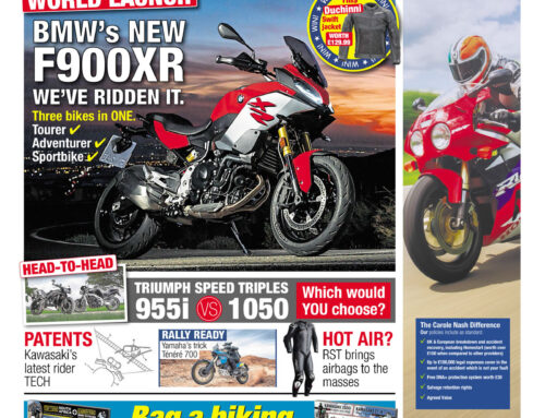 PREVIEW: August edition of MoreBikes