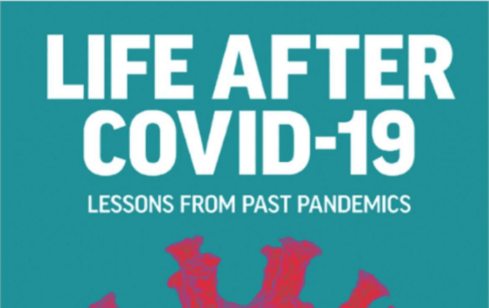 Life After COVID-19 cover