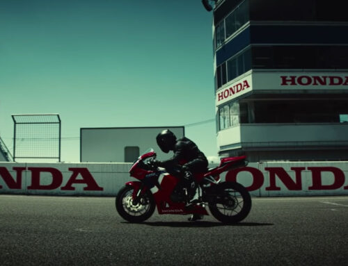 VIDEO: First glimpse of Honda's CBR600RR return