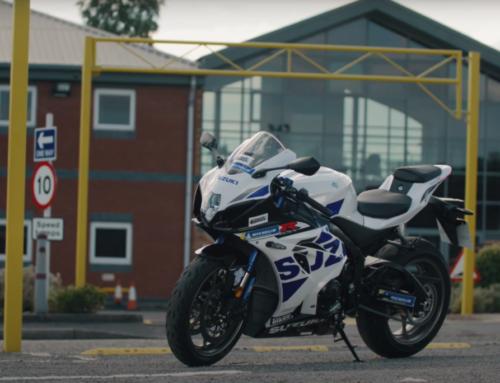 Ultimate Sportsbike: Suzuki GSX-R1000R