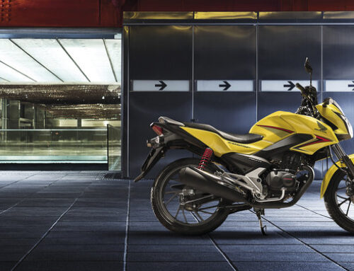 Honda's CB125F tops the UK's motorcycle SALES charts for July