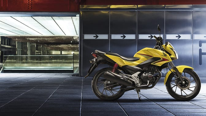 Honda's CB125F tops the UK SALES charts for July