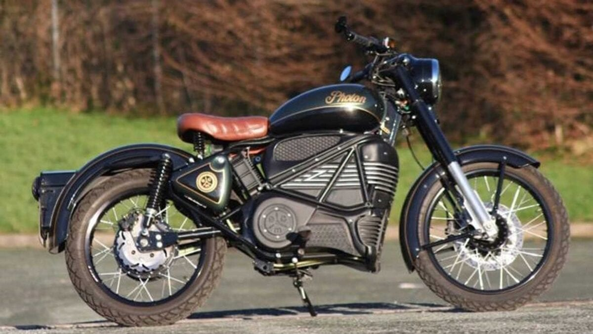Royal Enfield's CEO confirms electric bike plans. Again.