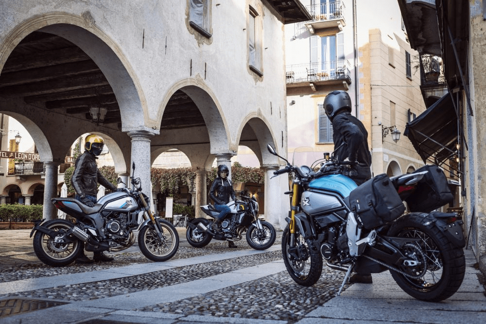 CONFIRMED: CFMOTO's 700CL-X range is coming to the UK next year