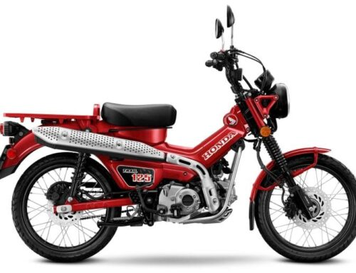 Honda's CT125 will arrive in the USA in November. But when is it coming to the UK?