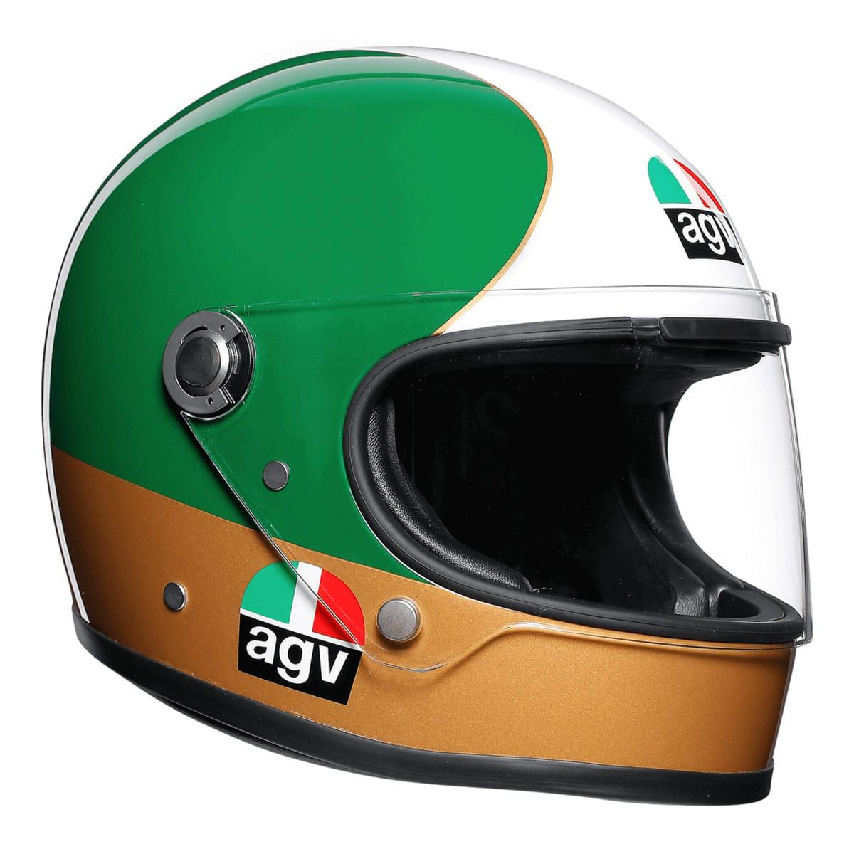 Agostini AGV helmet