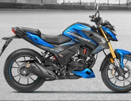 Honda reveals Hornet 2.0