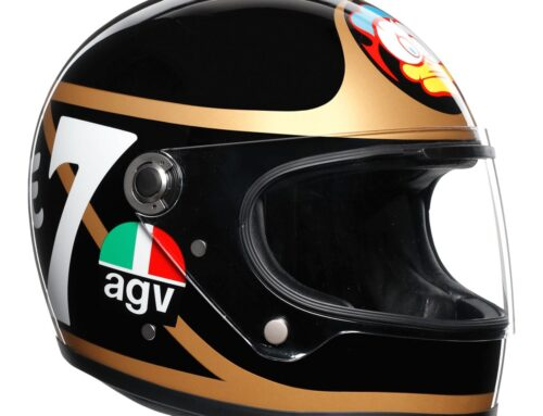 PRODUCT: AGV X3000 Helmets