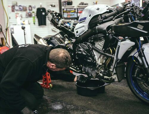 Tech Talk: What to expect when you service your motorcycle