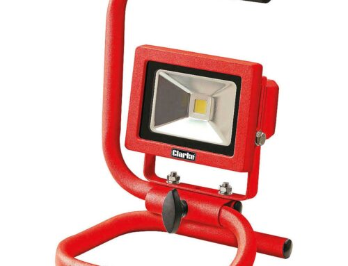PRODUCT: Clarke COB10C Work Light