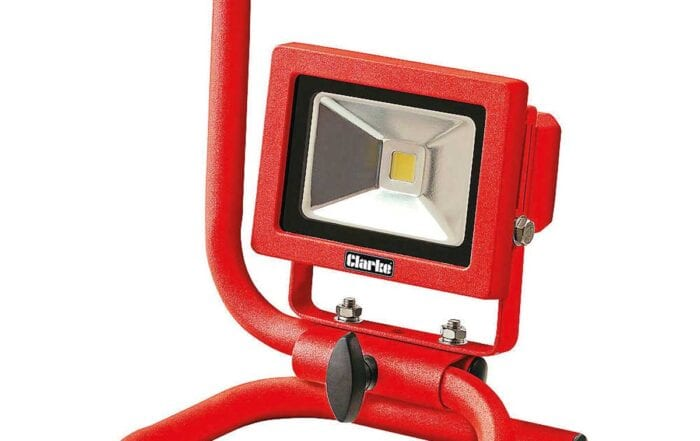 Clarke Work Light
