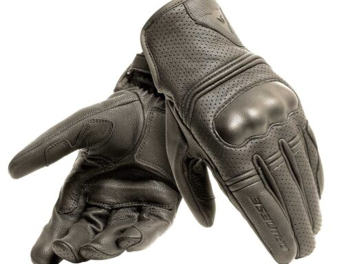 TESTEDS: Dainese Corbin Air gloves offer great feel