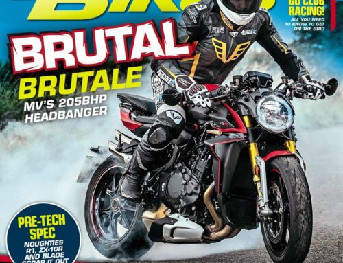 PREVIEW: October edition of Fast Bikes