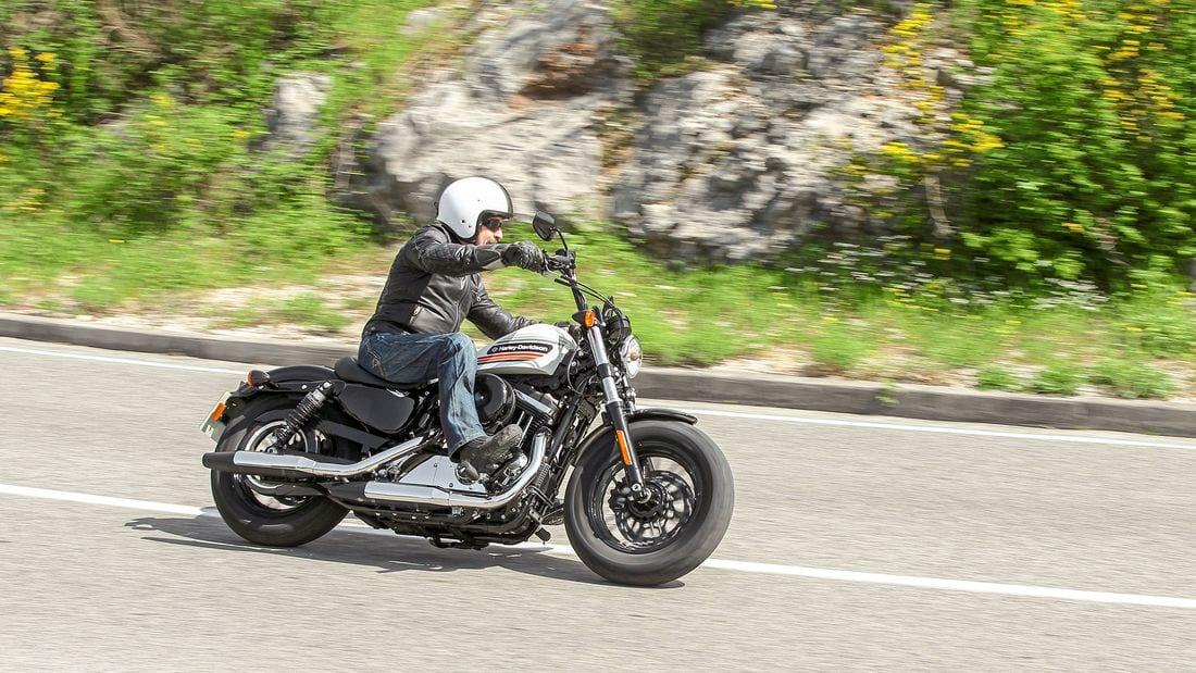 Harley-Davidson drops 750cc, 883cc and 1202cc V2 powered bikes from European range.