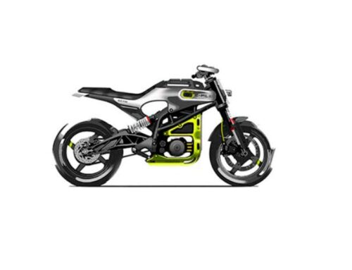 Electric Husqvarnas coming in 2021 and 2022. Concept drawing of the E-Pilen revealed.