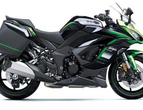 New colours for Kawasaki Z900, Ninja 1000SX and Vulcan S
