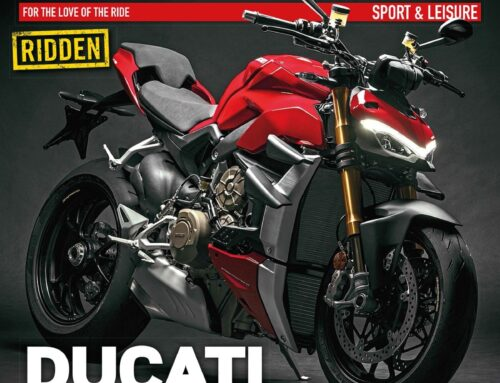PREVIEW: October edition of Motorcycle Sport & Leisure