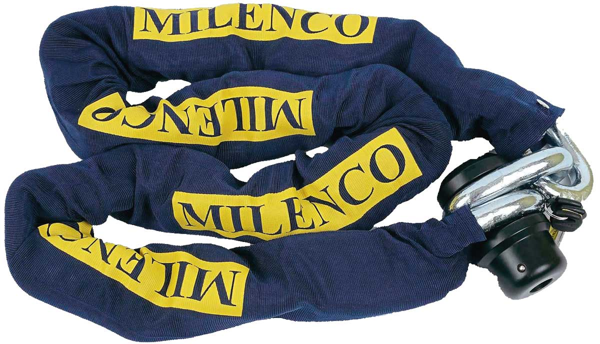 Milenco Lock and chain