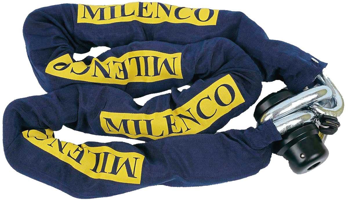 Milenco Lock and chain