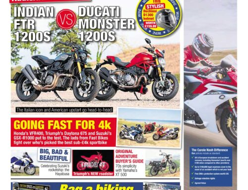 PREVIEW: October edition of MoreBikes
