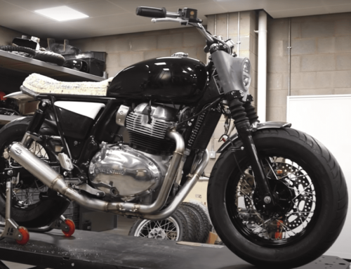 Royal Enfield to takeover The Bike Shed to unveil custom builds