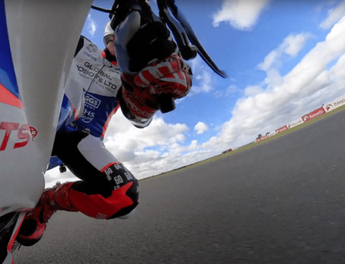 VIDEO: 360 footage of Peter Hickman at BSB