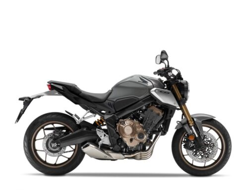 Honda CB650R and CBR650R get updates for 2021