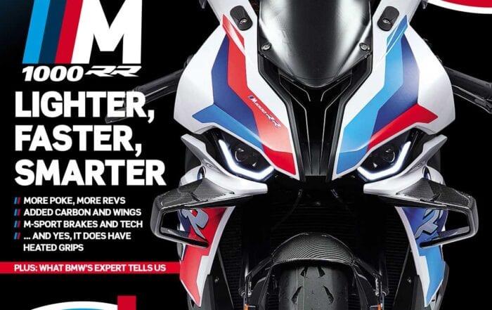 Fast Bikes November 2020 cover