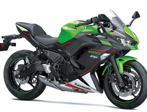 Fresh colours for Kawasaki 650 twins for 2021