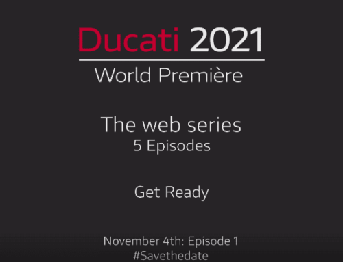 Ducati to launch 2021 models in new web-series