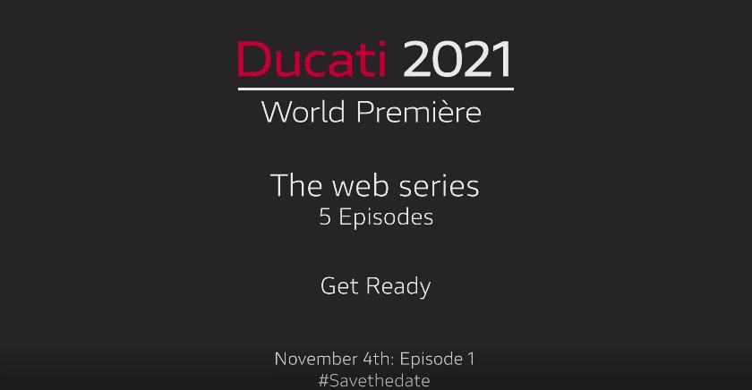 Ducati 2021