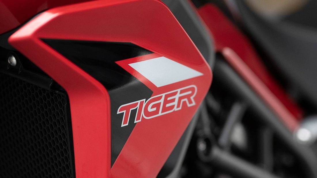 EPA document confirms Triumph's working on a NEW Tiger 850 Sport
