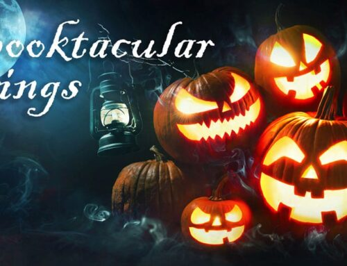 Spooktacular savings on your favourite titles!