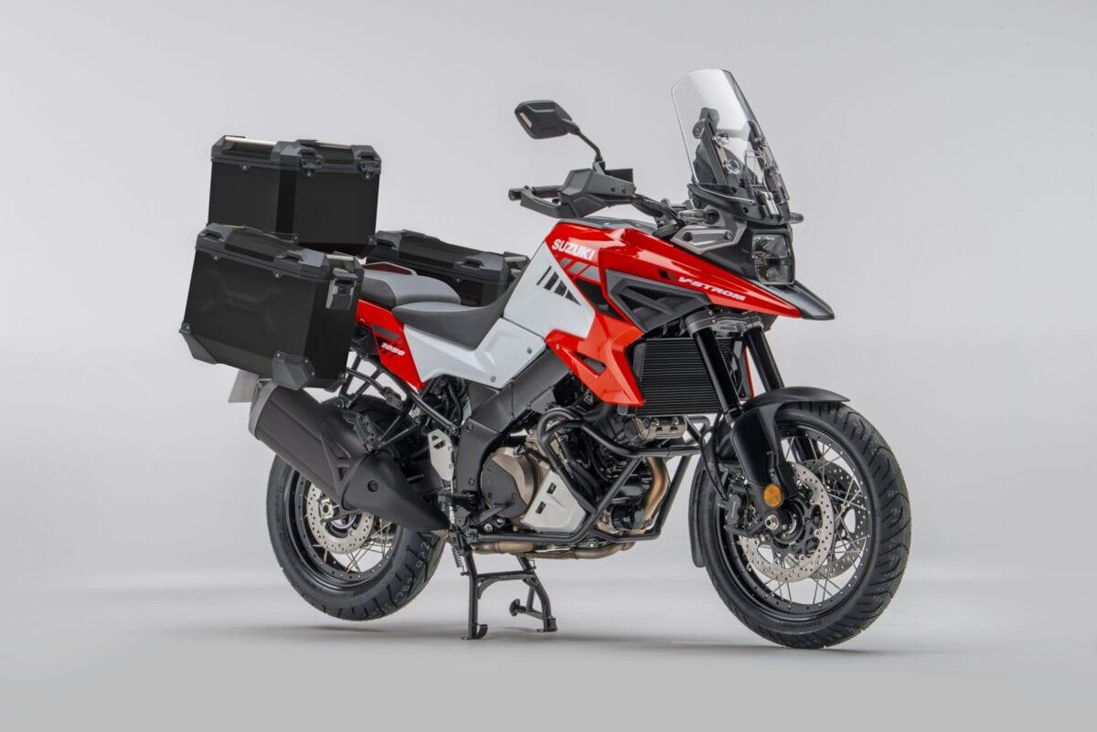 Suzuki introduces the V-Strom 1050XT Tour