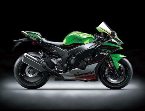 Meet Kawasaki's new ZX-10R & ZX-10RR
