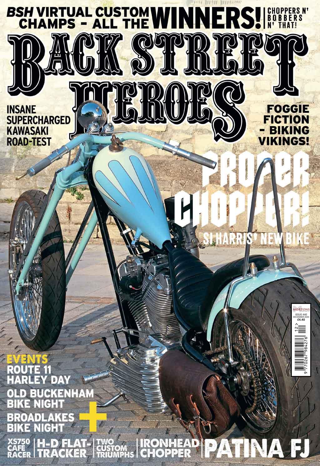 BSH December cover