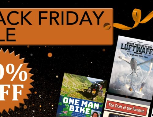 HUGE 30% OFF BOOKS this Black Friday weekend!
