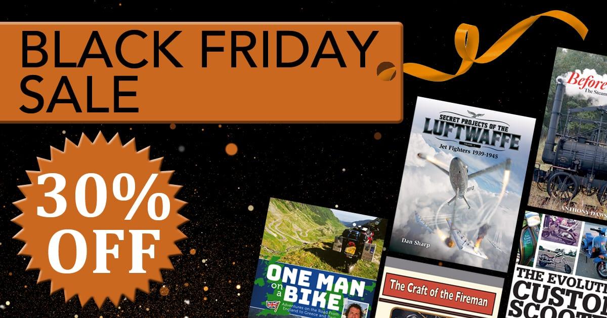 Black Friday Mortons Books