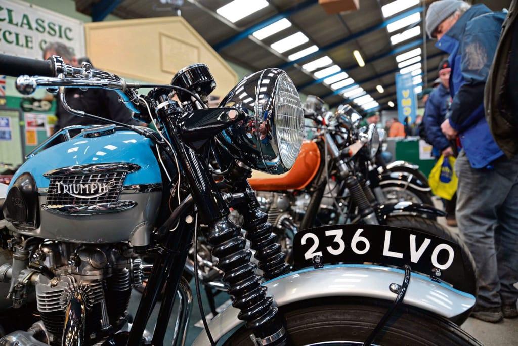 Bristol Classic Bike Show