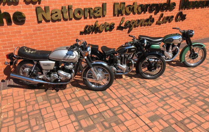National Motorcycle Museum appeal