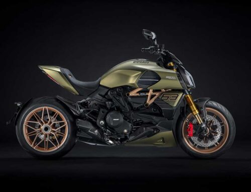 Ducati unveil Diavel Lamborghini limited edition