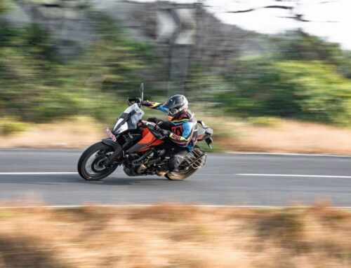 ADVENTURE POTENTIAL: KTM 390 Adventure