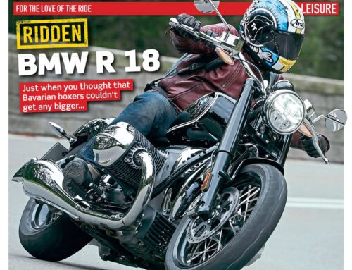 PREVIEW: December issue of Motorcycle Sport & Leisure