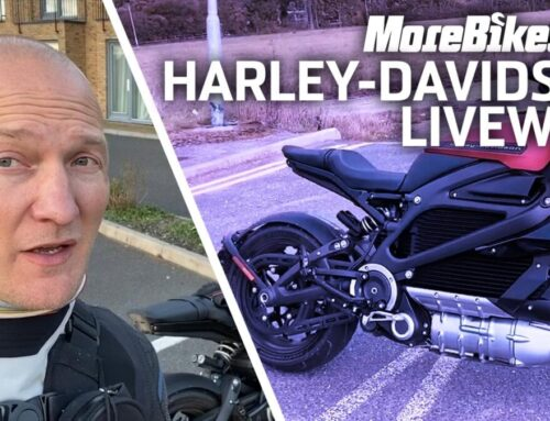 VIDEO: Testing the Harley-Davidson LiveWire