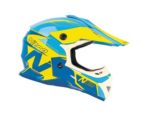 PRODUCT: New Nitro range of junior helmets