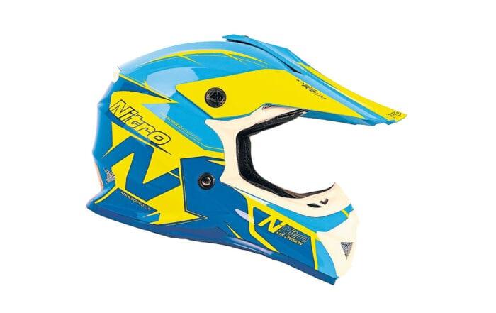 Nitro Junior Helmets