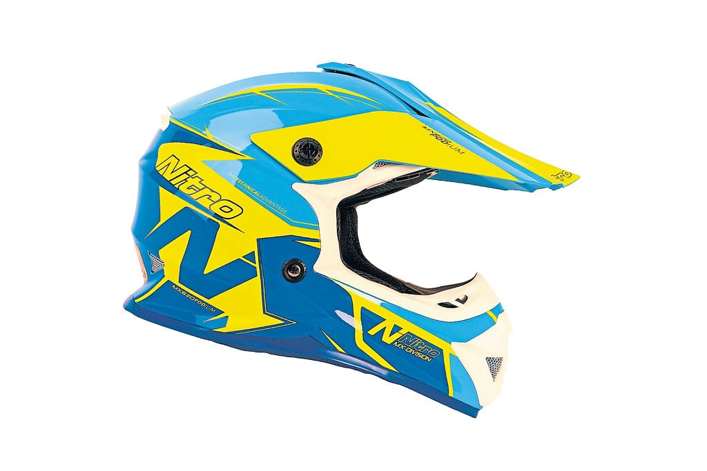 Nitro Junior Helmets