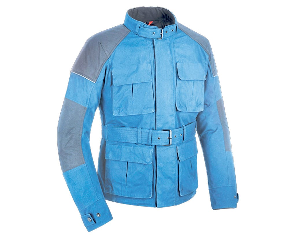 Oxford Heritage Tech Jacket