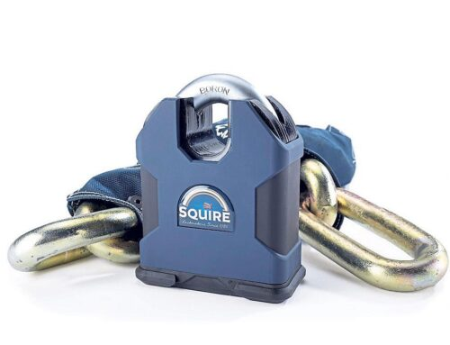 PRODUCT: Squire Behemoth lock and chain